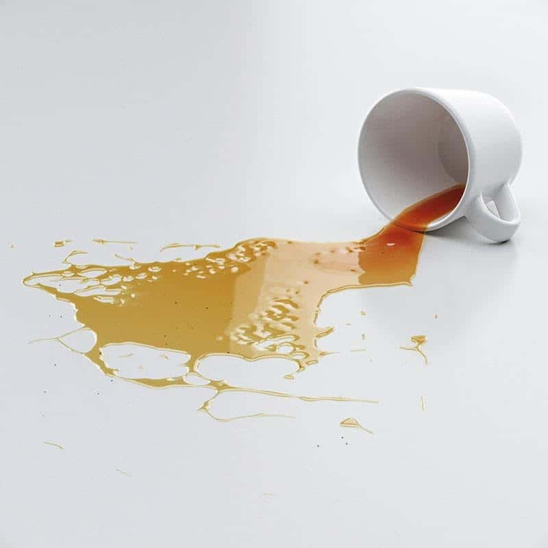 Remove tea stains