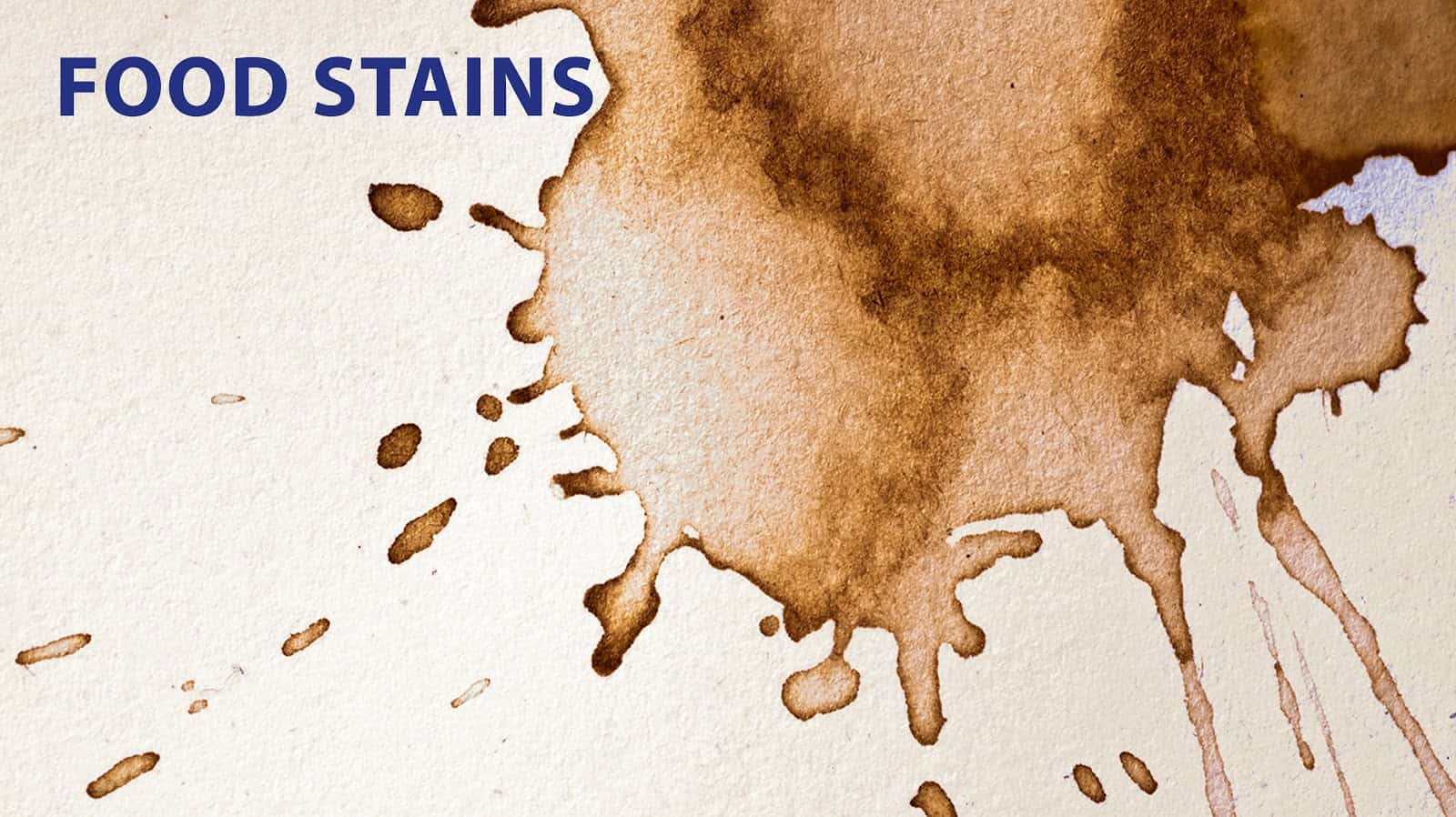 Easy solutions for removing wall stains